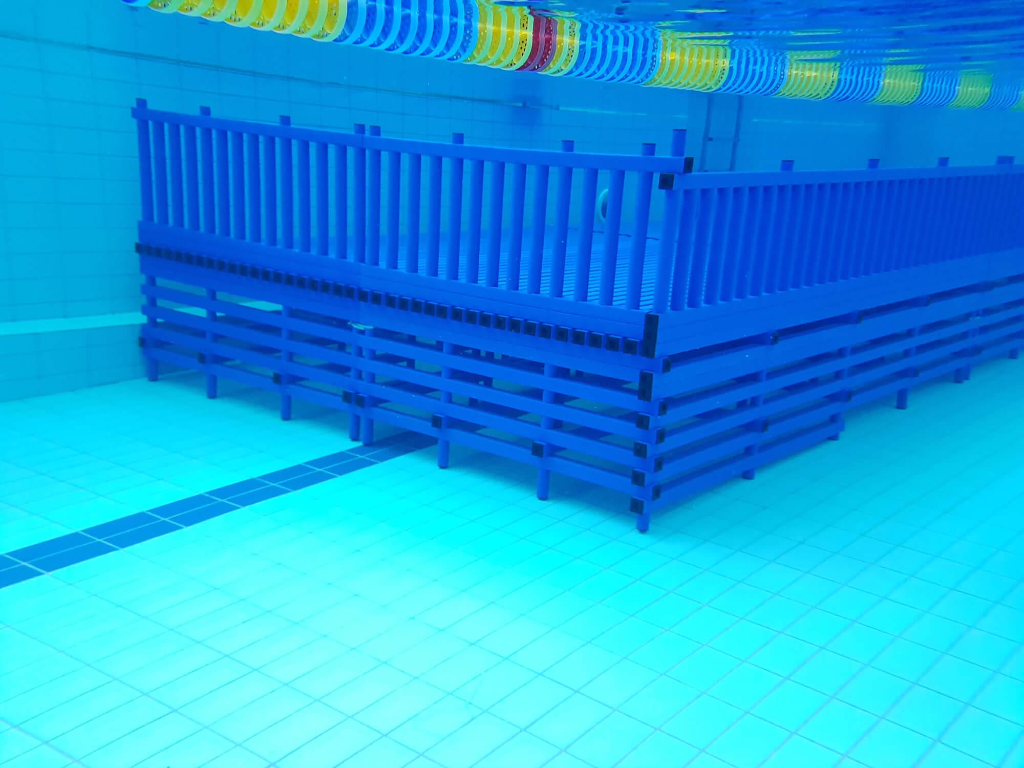 Pool Platform Vendiplas