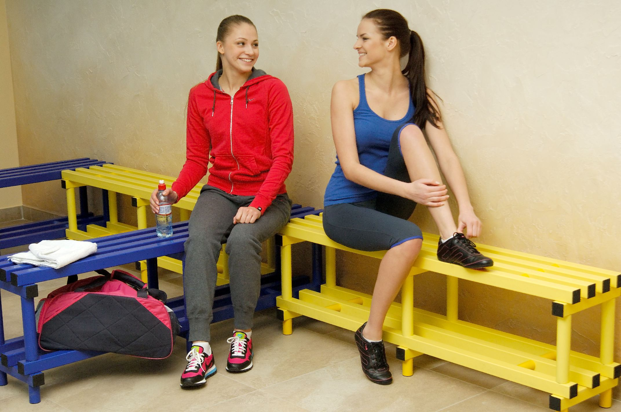 Girls benches (2)