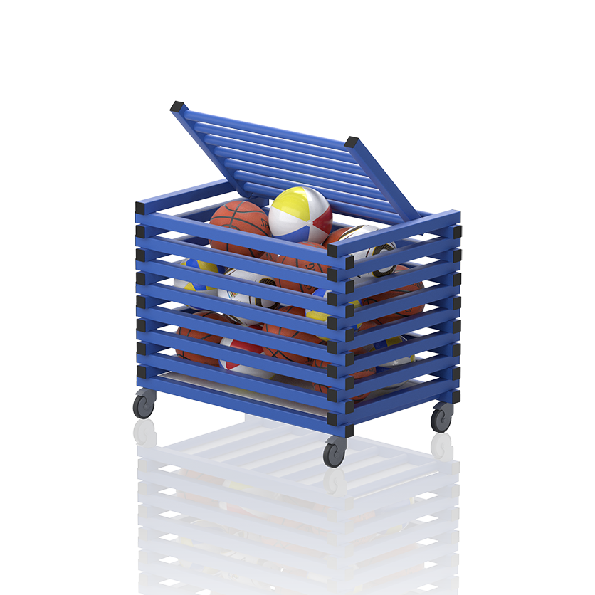 Poolside Storage Container